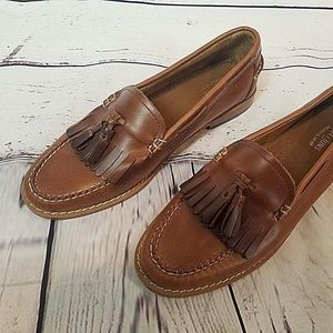 GH Bass & Co Weejuns Loafers, Size 5.5M, 7.5F